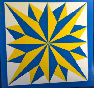 """Quilt 43""""Country Sun"""""""