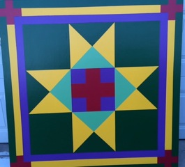 Quilt 71 Star of Hope