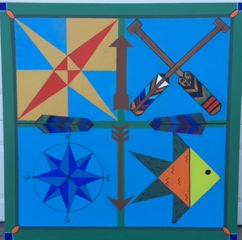 Quilt 11 Spirit of Ojiketa
