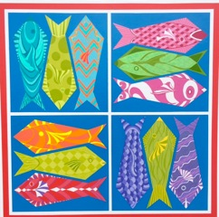 Quilt 28 Gone Fishing