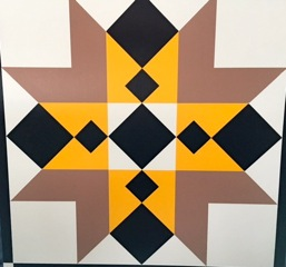"Quilt 61 ""Heavenly Star"""